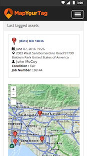 MapYourTag- screenshot thumbnail