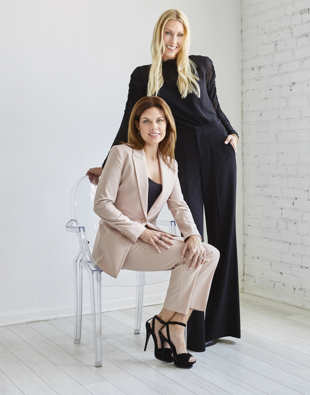 LINQ's founders Holly Mason and Summer Nilsson