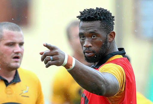 Siya Kolisi's former headmaster beams with pride
