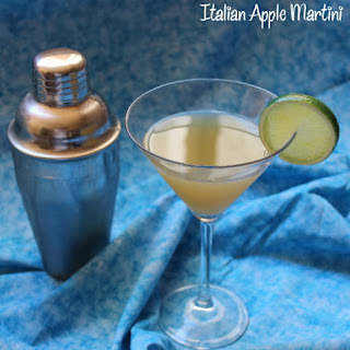 Italian Apple Martini Recipe