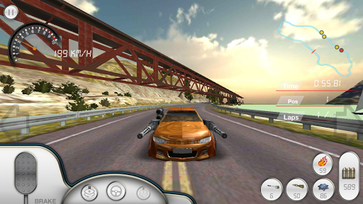 Armored Car HD (Racing Game)  screenshots 2