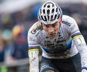 Mathieu Van der Poel remporte facilement le cyclocross de Bruxelles