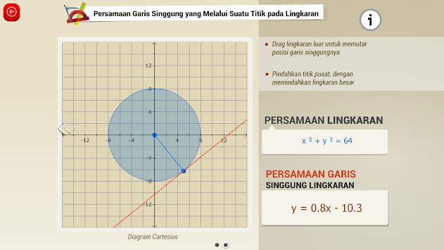 Download matematika sma persamaan lingkaran apk latest version app matematika sma persamaan lingkaran poster ccuart Image collections
