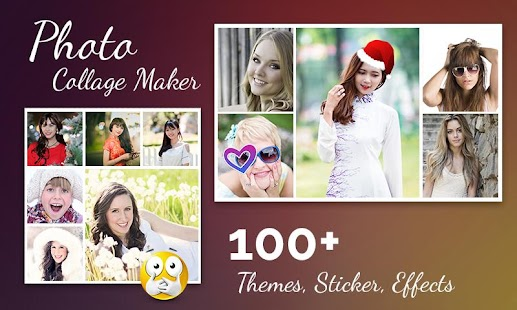 Photo Collage Editor & maker free app - náhled
