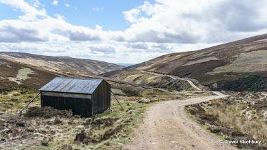 Photo: North-east of Allrey, Glen Esk