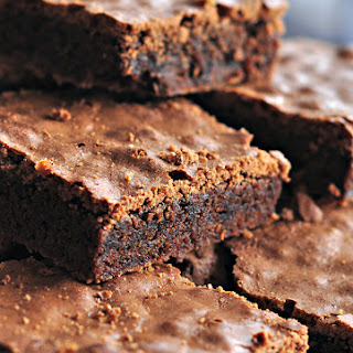 Killer Cocoa Rum Brownies
