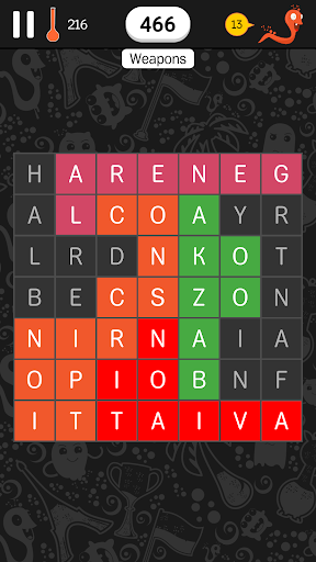 Find The Words - search puzzle with themes apkpoly screenshots 4