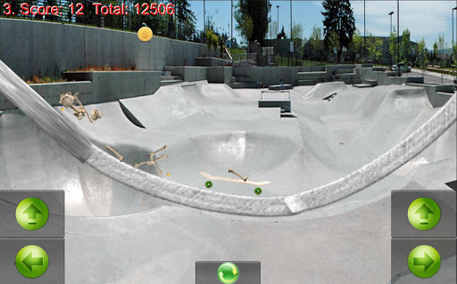 Skeleton Ragdoll, Skater 1.20 screenshots 4