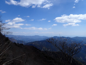 文珠岳・竜爪山など