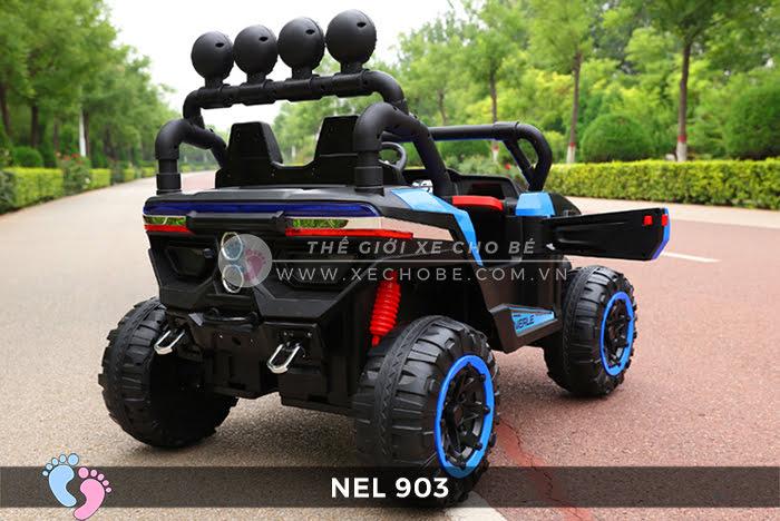 Xe ô tô điện địa hình NEL-903 4 động cơ 14