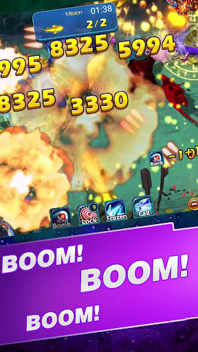 BanCa Fishing - Free Shooting Fish Slots Game screenshot 1