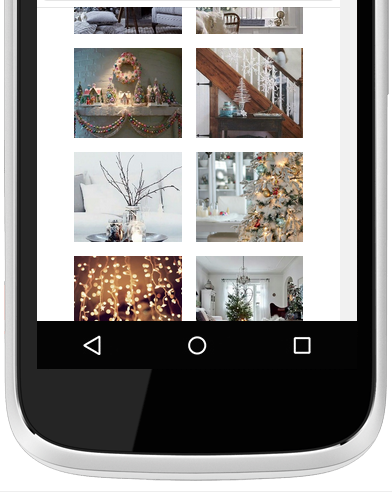 Christmas Decorations by iMod Apps- screenshot