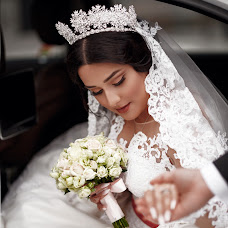 Wedding photographer Rashad Nabiev (rashadnabiyev). Photo of 02.12.2018
