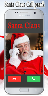 Llamada Real de Santa Claus Gratis Screenshot