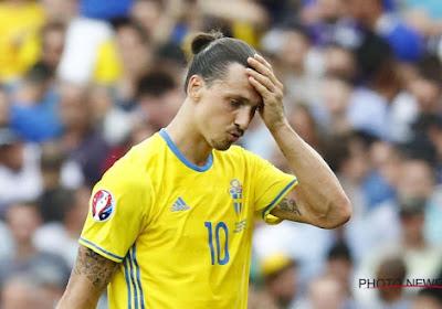 """Interdit de Coupe du monde : """"Si je veux jouer, je jouerai"""" rétorque Zlatan"""