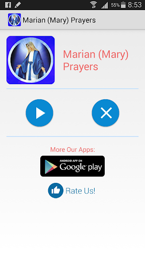 Marian Mary Prayers