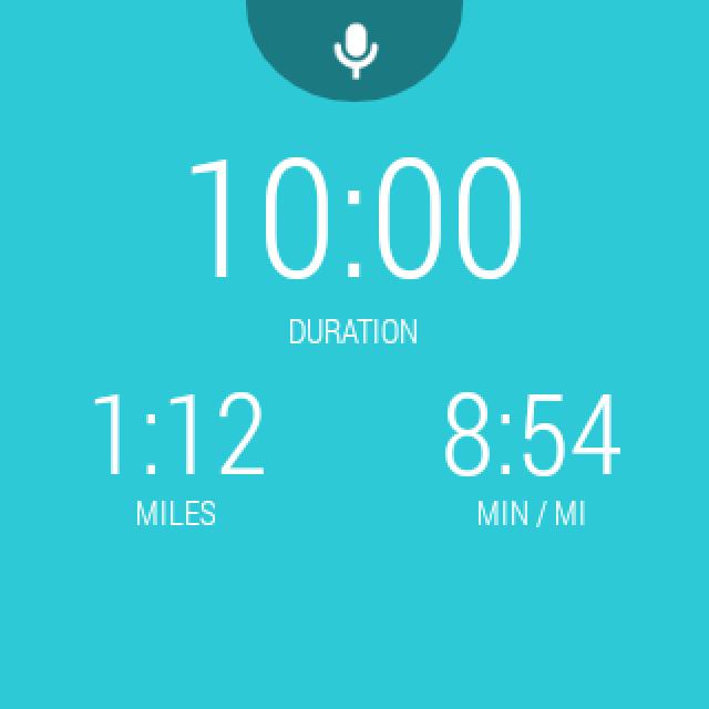 Runkeeper - GPS Track Run Walk screenshot #10