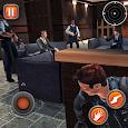 Secret Agent Spy Rescue Game icon
