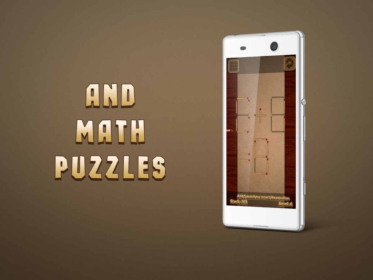 Puzzle: Matches Puzzle Game- screenshot