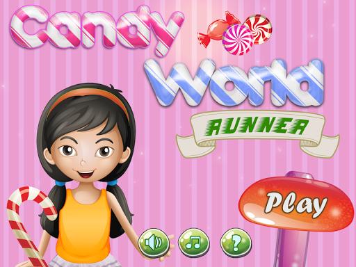 Candy World Runner