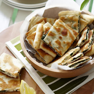 Spinach Feta Flatbread Recipes