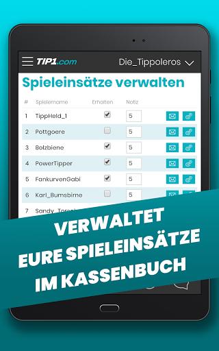 TIP1.com Tippspiel-App  screenshots 22