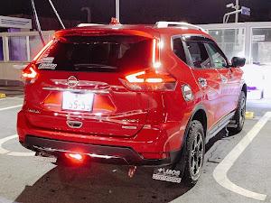 エクストレイル HNT32 20Xハイブリッド4WDのカスタム事例画像 *アクア*さんの2020年08月26日00:09の投稿