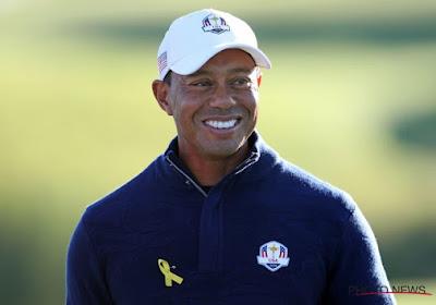 📷  Tiger Woods deelt eerste foto na zwaar auto-ongeval