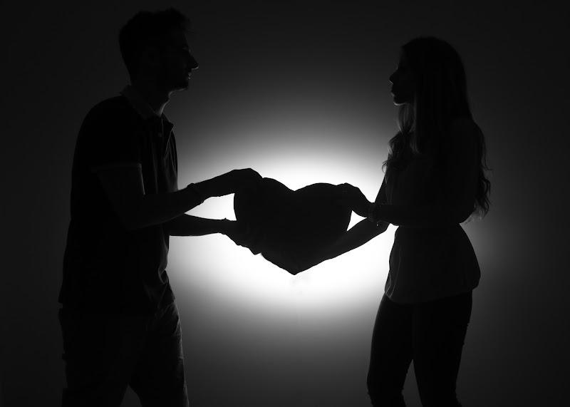 love silhouette di jokernet