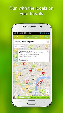 android RunGroup Screenshot 3