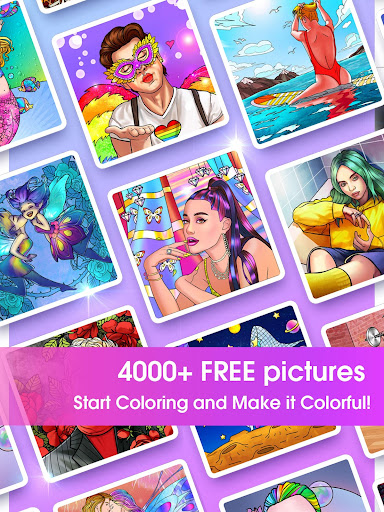 Color by Number - Happy Paint filehippodl screenshot 10