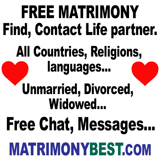 Free Matrimony for Marriage. Free Chat, Messages (app)