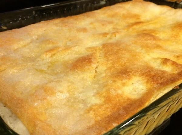 Crescent Cheesecake Recipe