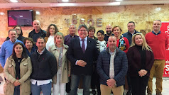 Candidatura presentada por el PSOE y liderada por el exalcalde albojense.