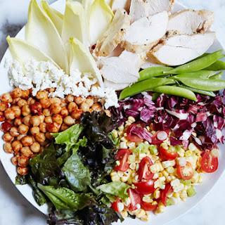 The Ultimate Dinner Salad.