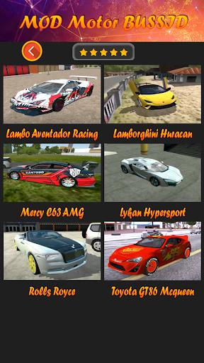 Mod Motor Bussid 1.7 Screenshots 7
