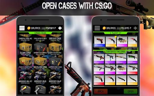 Classic Case cs go cases. Best case clicker 2.1.2f screenshots 1