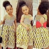Senegalese Kids Fashion