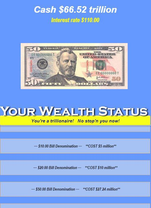 American MONEY Clicker- screenshot