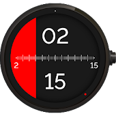 Tymometer Watch Face for Android Wear OS