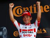 Caleb Ewan is opnieuw de snelste in de Tour Down Under