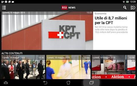 RSI News screenshot 8