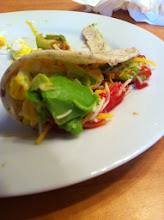 Photo: Breakfast Taco!