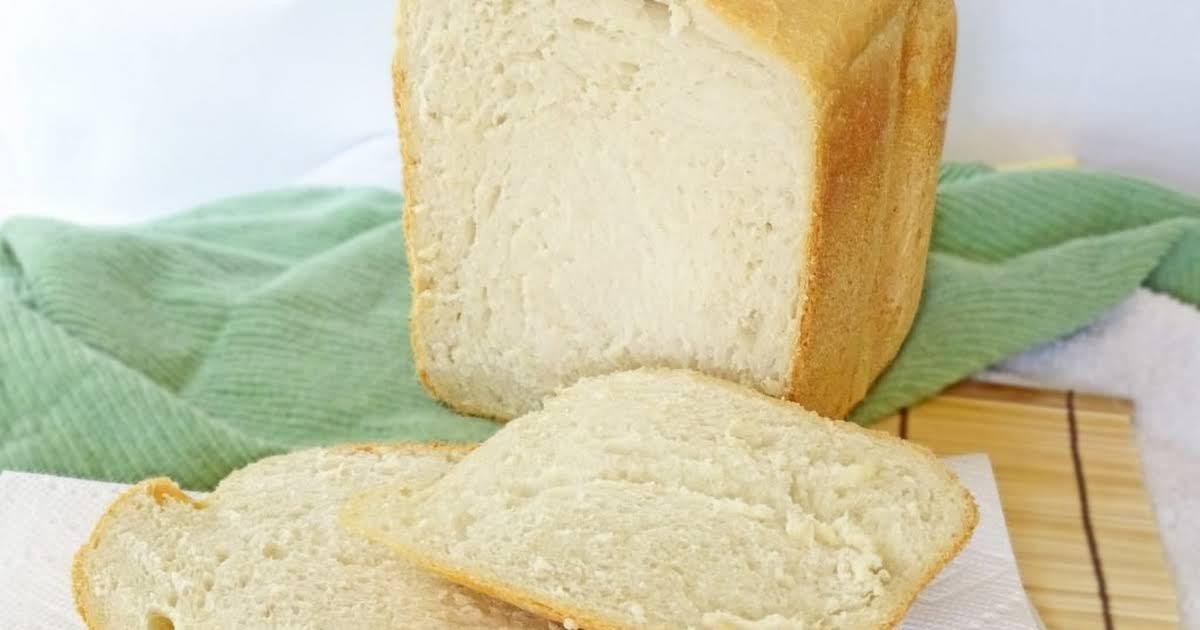 10 Best White Bread Machine All Purpose Flour Recipes | Yummly