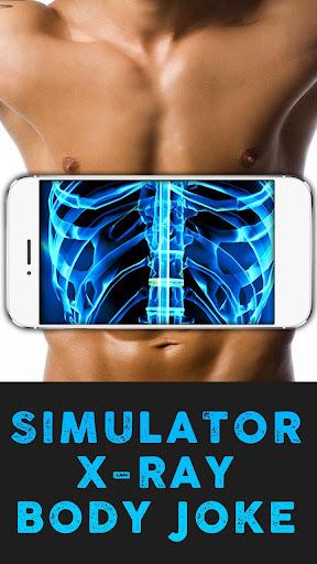 Simulator X-ray Body Joke