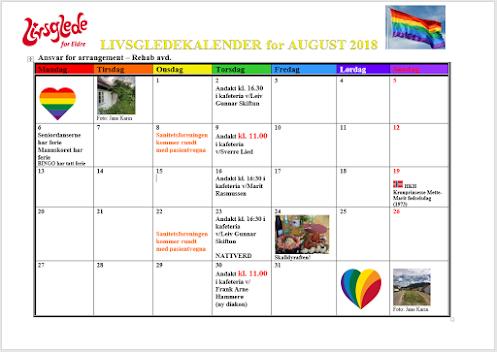 Bilde av livsgledekalender