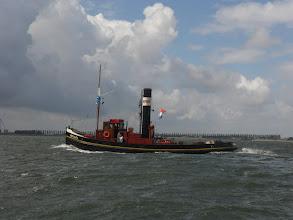 Photo: Foto: George Westwood Onderweg naar Havendagen Terneuzen 2011