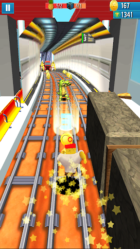 Subway sponge Run Super bob Adventure apkmr screenshots 6