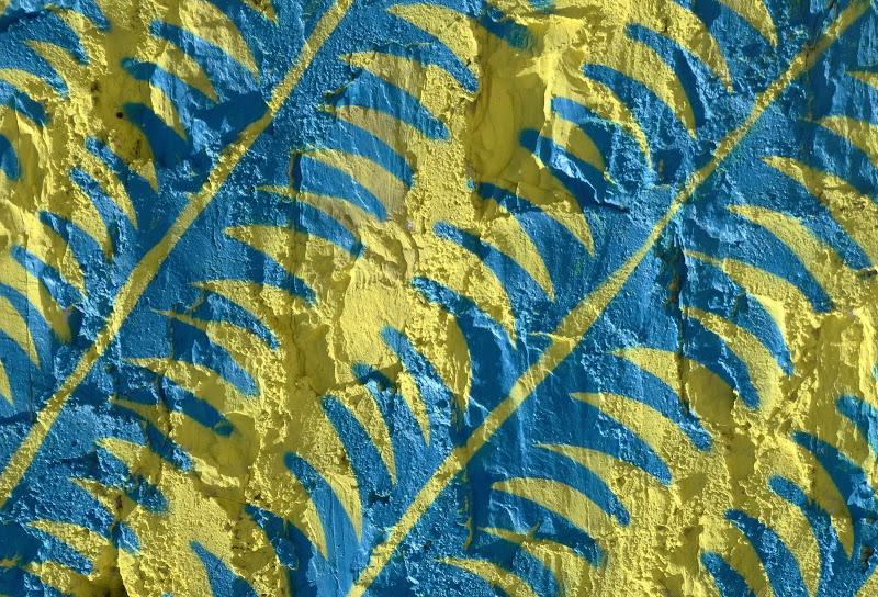 peZZo di murales di iento