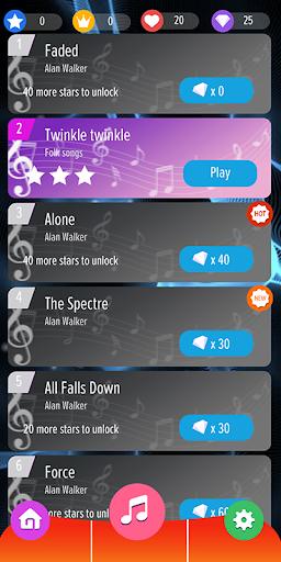Alan Walker : Piano DJ 0.4 screenshots 2